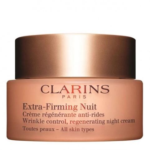 Clarins Extra-Firming Nuit Crema Regenerante - CLARINS. Perfumes Paris