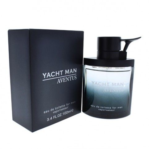 Yacht Man Aventus Men EDT - YACHT MAN. Perfumes Paris