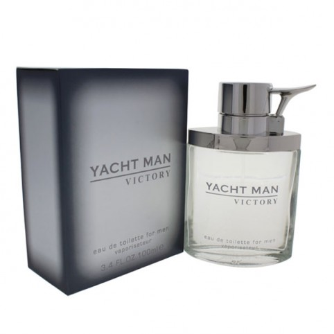 Yacht Man Victory Men EDT - YACHT MAN. Perfumes Paris