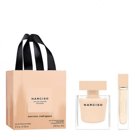 Set Narciso Poudre EDP - NARCISO RODRIGUEZ. Perfumes Paris