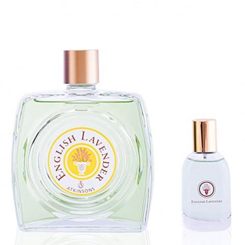 Set Atkinsons English Lavander EDT - ATKINSONS. Perfumes Paris