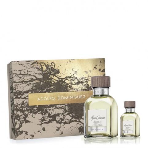 Set Agua Fresca Hombre Eau de Toilette - ADOLFO DOMINGUEZ. Perfumes Paris