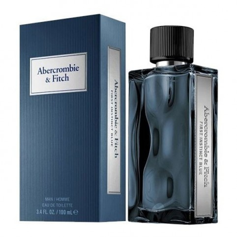 Abercrombie & Fitch First Instinct Fi Blue For Man Eau de Toilette - ABERCROMBIE. Perfumes Paris