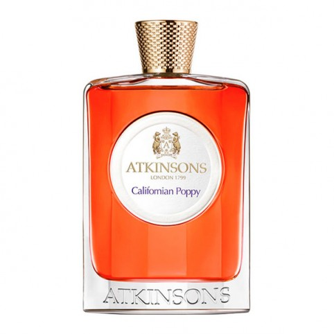 Atkinsons Californian Poppy EDT - ATKINSONS. Perfumes Paris