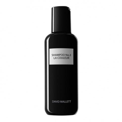 David mallet nº 3 shampoo le couleur 250ml - DAVID MALLETT. Perfumes Paris