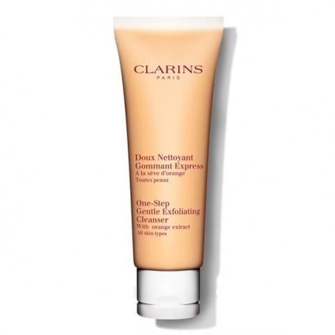 Clarins Limpiador Exfoliante Suave Exprés - CLARINS. Perfumes Paris