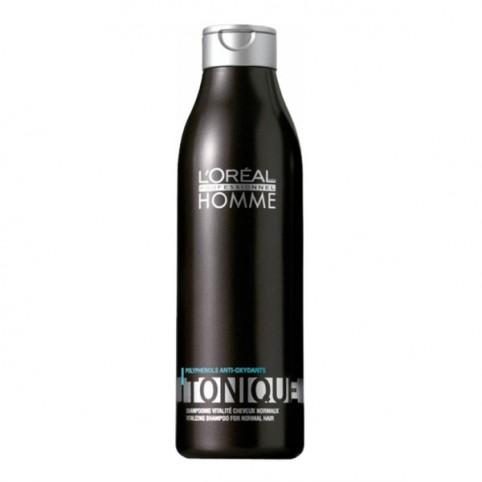 L'Oreal Professionnel Homme Tonique Shampoo - L'OREAL PROFESSIONAL. Perfumes Paris
