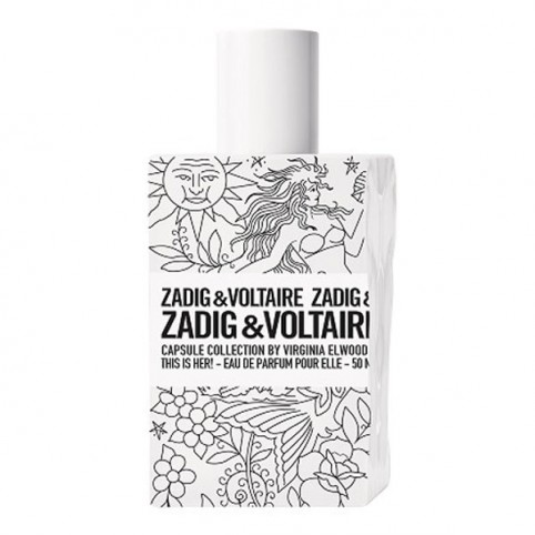 Zadig and Voltaire This is Her! Virginia Elwood EDP - ZADIG & VOLTAIRE. Perfumes Paris
