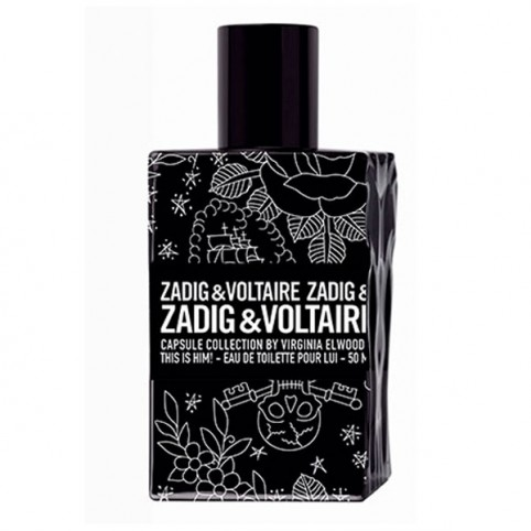 Zadig and Voltaire This is Him! Virginia Elwood EDP - ZADIG & VOLTAIRE. Perfumes Paris