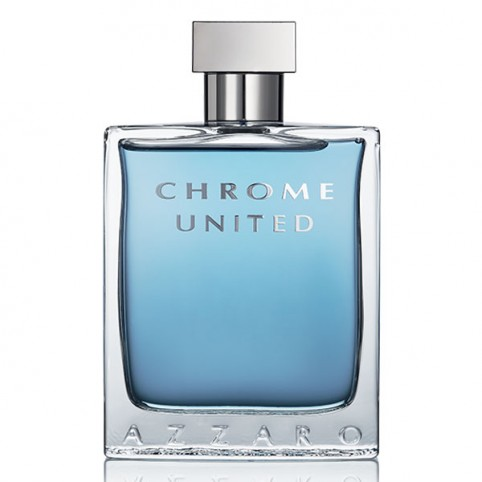 Chrome United Eau de Toilette - AZZARO. Perfumes Paris