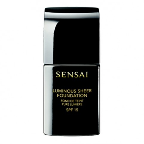 Sensai Luminous Sheer Foundation - SENSAI. Perfumes Paris