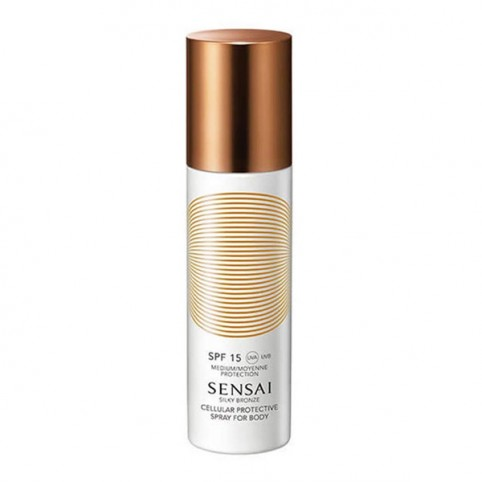 Cellular Protective Spray For Body - SENSAI. Perfumes Paris