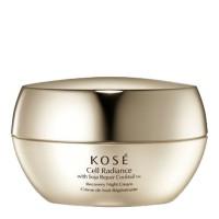 KOSE Cell Radiance Recovery Night Cream - KOSE. Comprar al Mejor Precio y leer opiniones