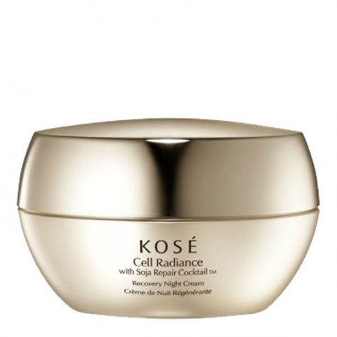 KOSE Cell Radiance Recovery Night Cream - KOSE. Perfumes Paris