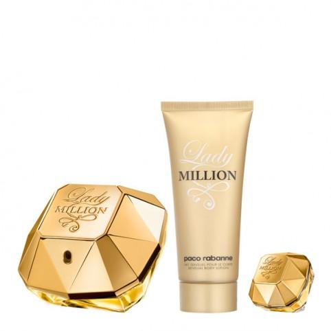 Set Lady Million Eau de Parfum Paco Rabanne - PACO RABANNE. Perfumes Paris