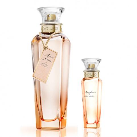 Set Agua Fresca de Rosas Blancas Eau de Toilette Adolfo Dominguez - ADOLFO DOMINGUEZ. Perfumes Paris