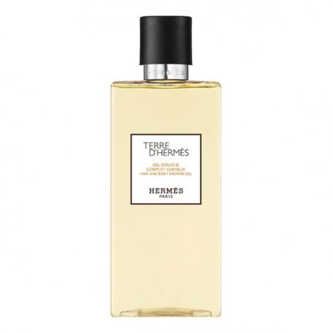 Terre d'hermes gel 200ml - HERMES. Perfumes Paris