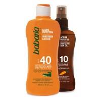 Babaria Leche Protector Solar Aloe SPF-40 - BABARIA. Comprar al Mejor Precio y leer opiniones