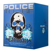Police To Be Tattooart Man Eau de Toilette - POLICE. Comprar al Mejor Precio y leer opiniones