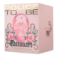 Police To Be Tattooart Woman Eau de Toilette - POLICE. Comprar al Mejor Precio y leer opiniones