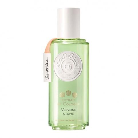 Roger Gallet Extrait Cologne Verveine Utopie - ROGER & GALLET. Perfumes Paris
