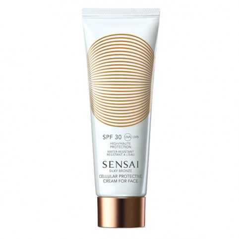 Sensai Cellular Protective Cream for Face SPF30 - SENSAI. Perfumes Paris