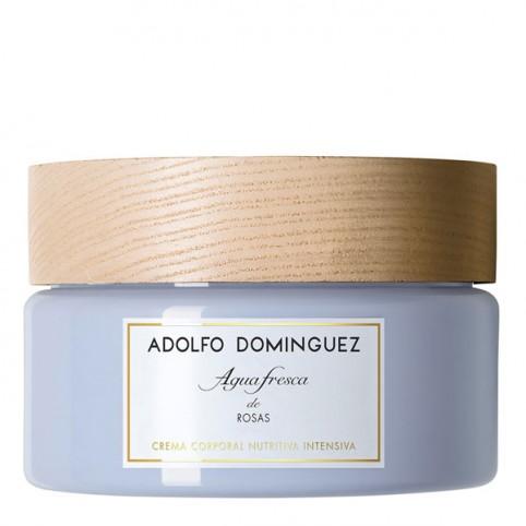Agua Fresca de Rosas Crema Nutritiva Adolfo Dominguez - ADOLFO DOMINGUEZ. Perfumes Paris