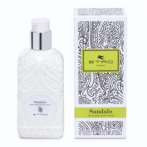 Etro Sandalo Body Milk - ETRO. Perfumes Paris
