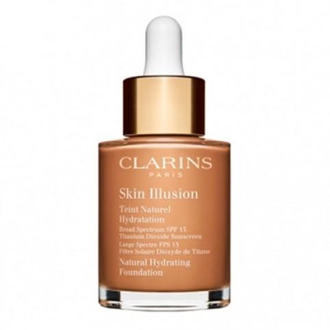 Clarins Skin Illusion Teint Naturel SPF15 - CLARINS. Perfumes Paris
