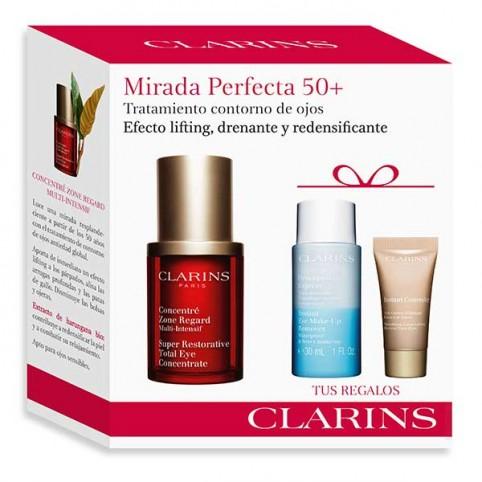 Set Clarins Multi Intensive Ojos Mirada Perfecta - CLARINS. Perfumes Paris