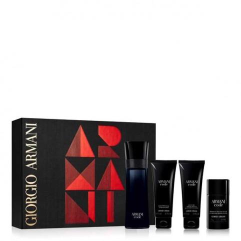 Set Code Men Eau de Toilette Armani - ARMANI. Perfumes Paris