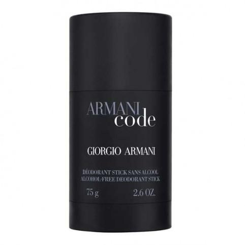 Armani Black Code Deo Stick 75gr - ARMANI. Perfumes Paris