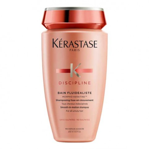 Kerastase Discipline Bain Fluidealiste Sin Sulfatos - KERASTASE. Perfumes Paris