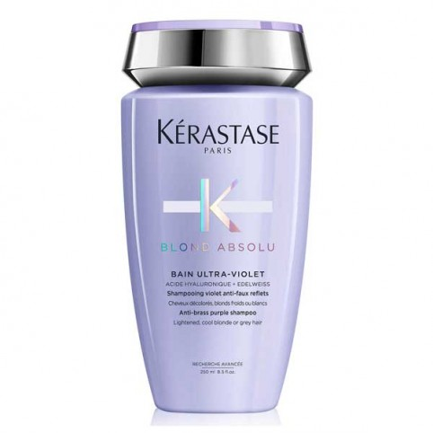 Kérastase Blond Absolu Bain Ultra Violet Shampoo - KERASTASE. Perfumes Paris