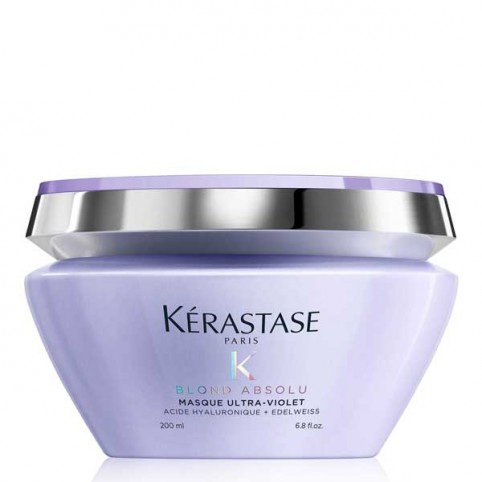 Kérastase Blond Absolu Masque Ultra Violet Treatment - KERASTASE. Perfumes Paris