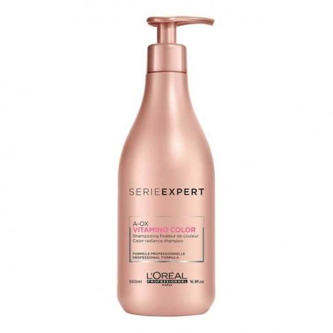 L'Oreal Professionnel Serie Expert Vitamino Color A-OX Shampoo - L'OREAL EXPERT. Perfumes Paris