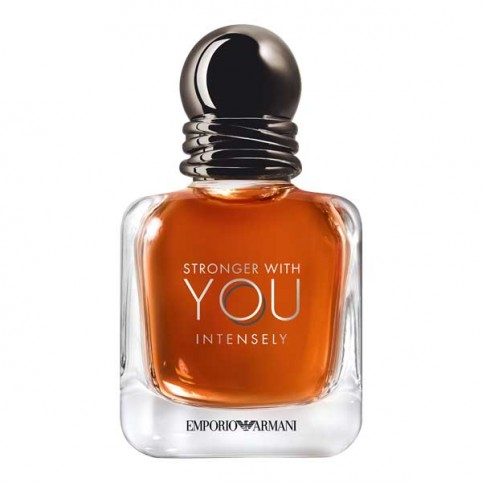 Emporio Armani Stronger With You Intensely Eau de Parfum - ARMANI. Perfumes Paris