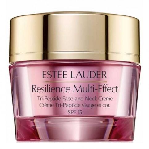 Estée Lauder Resilience Multi-Effect Tri-Peptide Face and Neck Creme SPF 15 - ESTEE LAUDER. Perfumes Paris