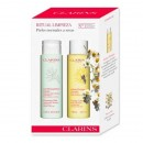Set Clarins Duo Leche Desmaquillante + Tónico Piel Normal-Seca