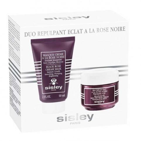 Set sisley Duo Repulpant Eclat A La Rose Noire - SISLEY. Perfumes Paris