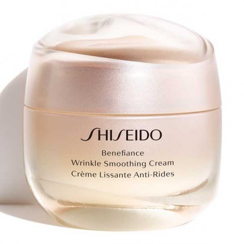 Shiseido Benefiance Wrinkle Smoothing Cream - SHISEIDO. Perfumes Paris