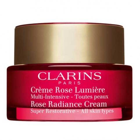 Clarins Multi-Intensive Crème Rose Lumière - CLARINS. Perfumes Paris