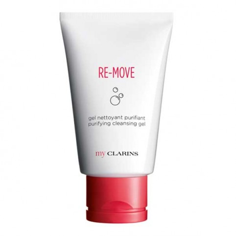 Clarins RE-MOVE Gel Nettoyant Purifiant My Clarins - CLARINS. Perfumes Paris
