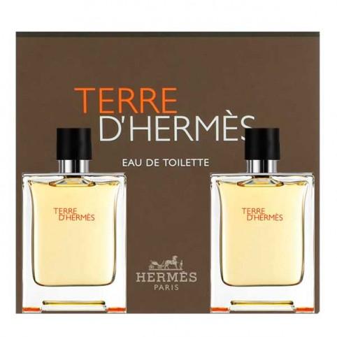 Estuche Terre Hermes Eau de Toilette - HERMES. Perfumes Paris