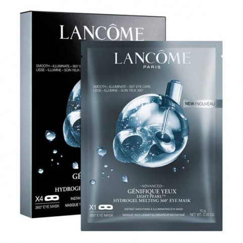Lancome Advanced Génifique Yeux Light Pearl Hydrogel Melting 360 Eye Mask - LANCOME. Perfumes Paris