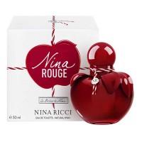 Nina Rouge Eau de Toilette - NINA RICCI. Comprar al Mejor Precio y leer opiniones