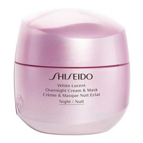 White Lucent Overnight Cream & Mask SHISEIDO - SHISEIDO. Perfumes Paris
