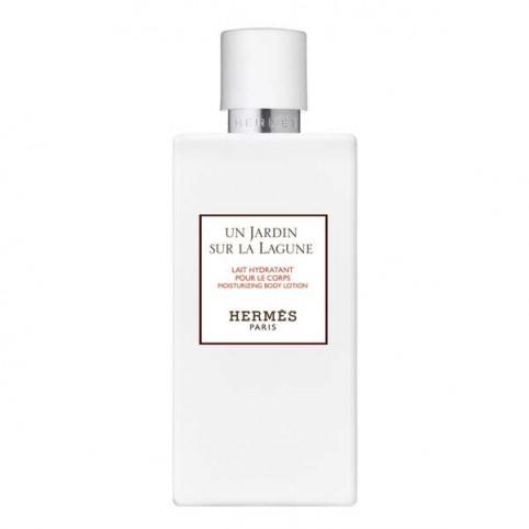 Hermes Un Jardin Sur la Lagune Body Lotion - HERMES. Perfumes Paris