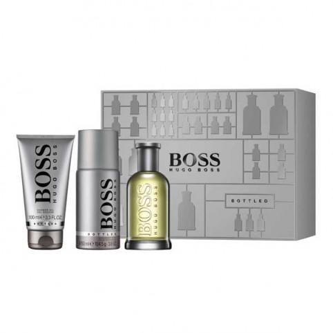 Estuche Regalo Boss Bottled Eau de Toilette - HUGO BOSS. Perfumes Paris