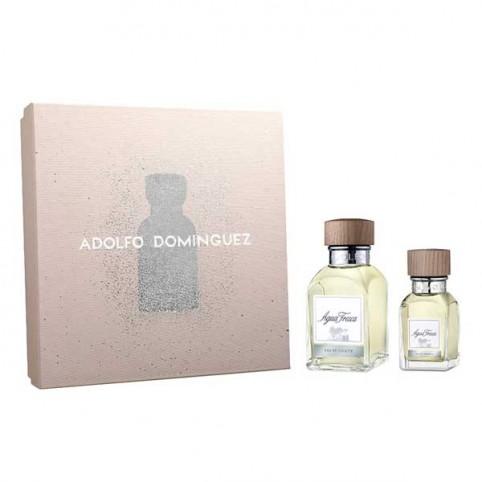Estuche Agua Fresca Hombre Adolfo Dominguez - ADOLFO DOMINGUEZ. Perfumes Paris